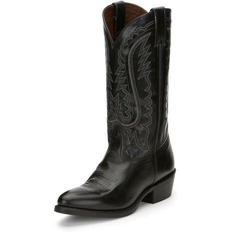 Nocona Mens Jackpot Black Boot