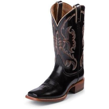 Nocona Black Brasalis Ranahan Boot - West 20 Saddle Co.