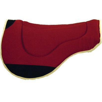 "Diamond Wool The ""Nomad"" - Endurance Contoured Pad - West 20 Saddle Co."