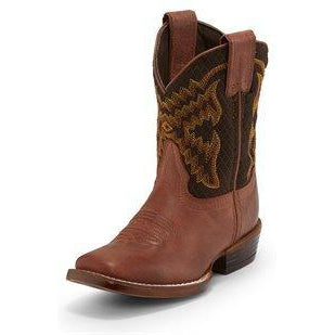 Nocona Kids Rust Sheridan Boot