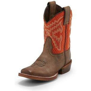Nocona Kids Chocolate Sheridan Boot