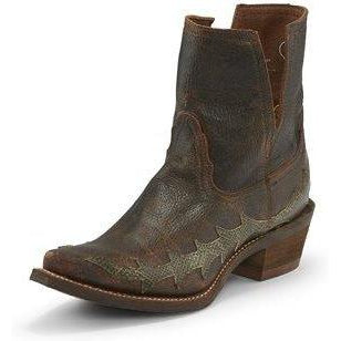 Nocona Womens Sitrine Brown Boot