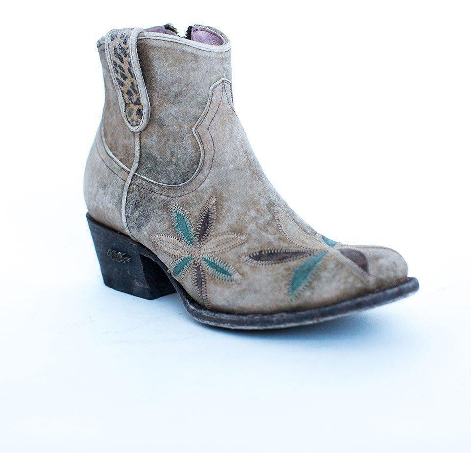 Miss Macie Pedal Pusher Boots - West 20 Saddle Co.