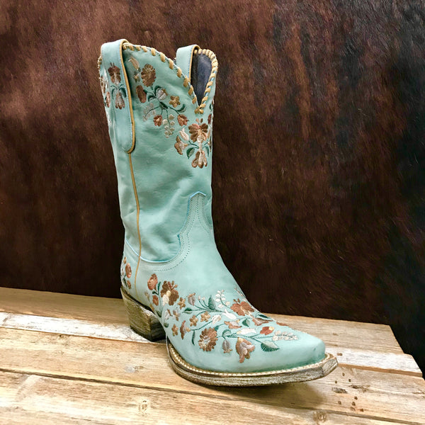 Liberty Black Res Vegas Ciel Eden Boot - West 20 Saddle Co.