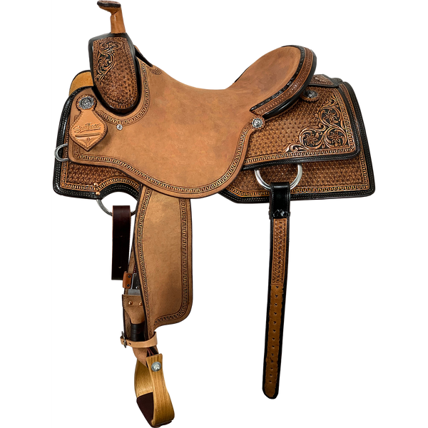 Scott Thomas Ranch Cutter Saddle