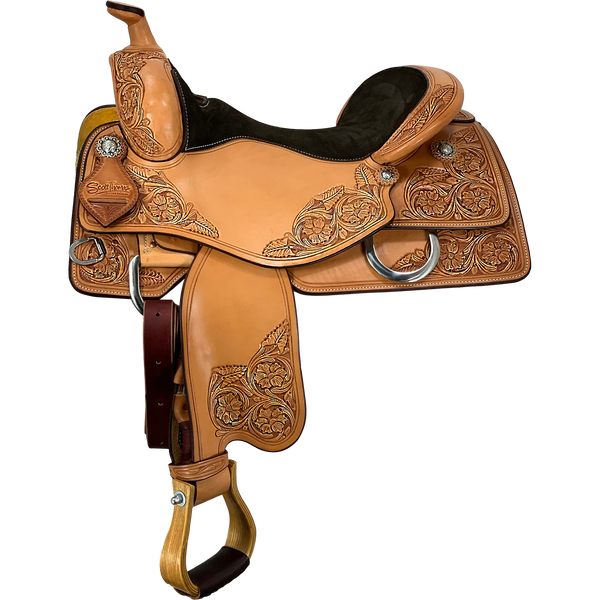 Scott Thomas Reiner Saddle