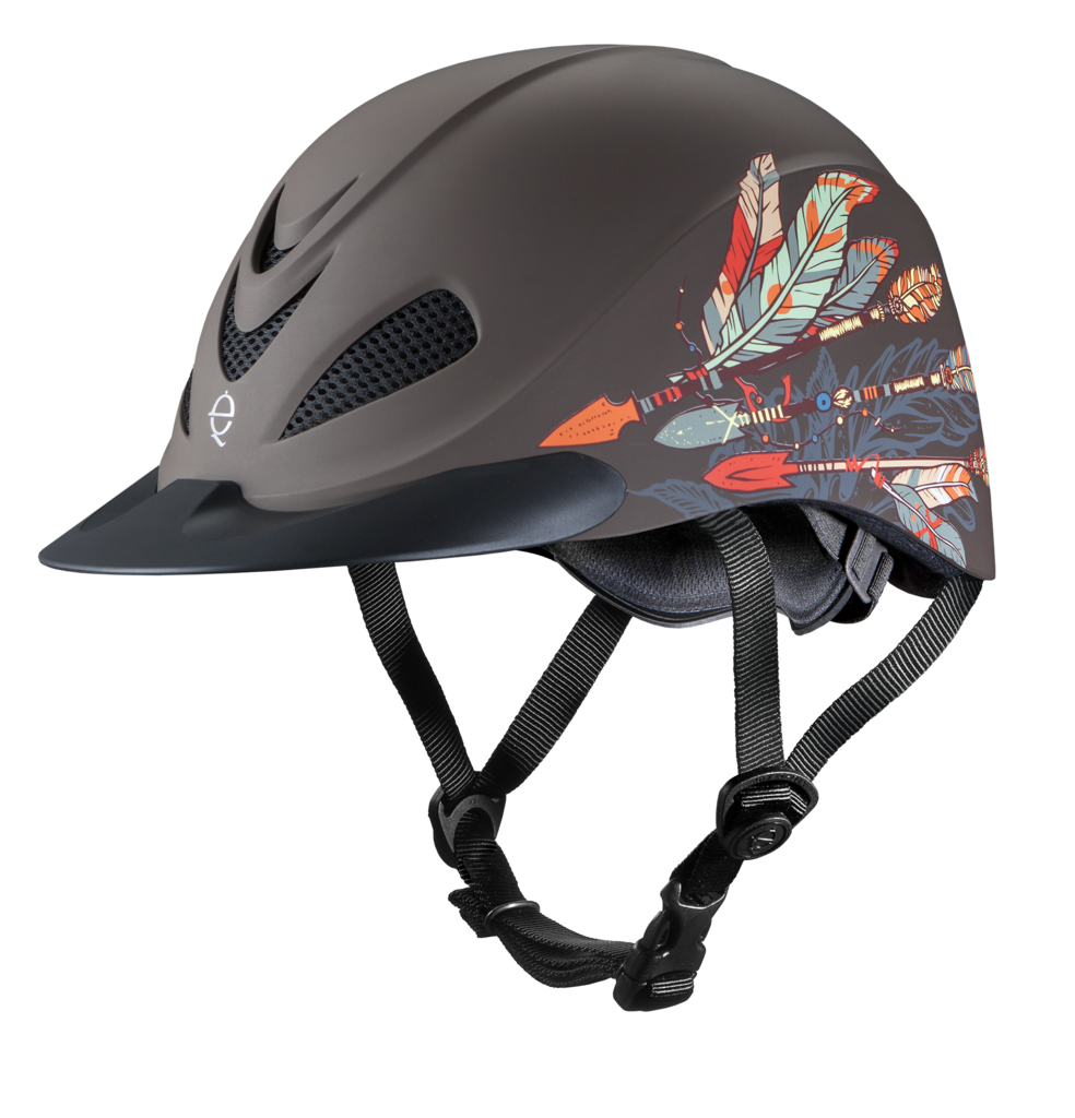 Troxel Western Rebel Helmet - West 20 Saddle Co.