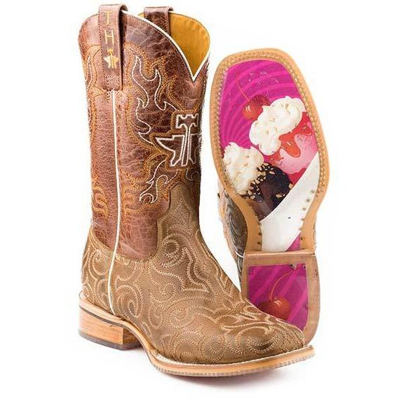 Tin Haul Womens Sunday Funday Boot