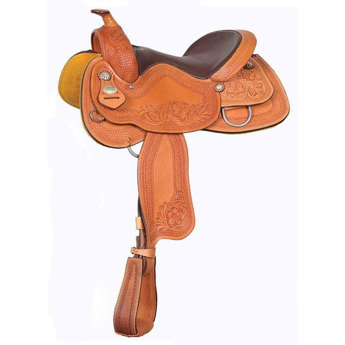 Crates 4517 Supreme Light Ladies Reiner - West 20 Saddle Co.