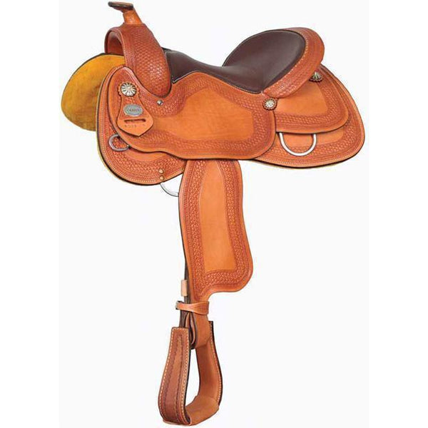 Crates 4521 Supreme Light Ladies Reiner - West 20 Saddle Co.