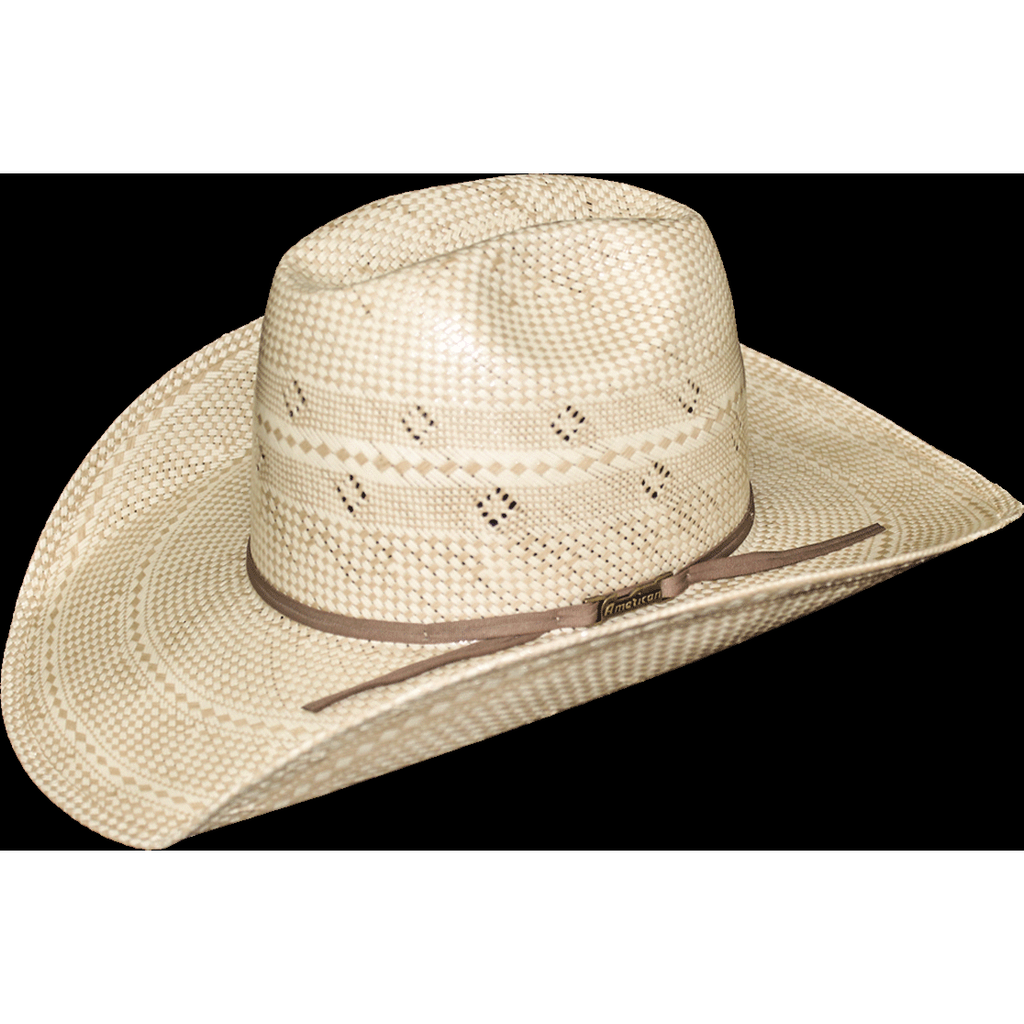 American Tuf Cooper Straw #TC8860 - West 20 Saddle Co.