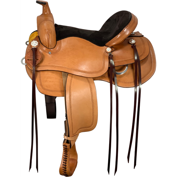 Scott Thomas Golden Trail Saddle