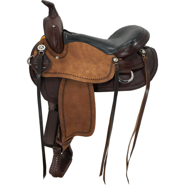 Scott Thomas Larkspur Roughout Trail Saddle