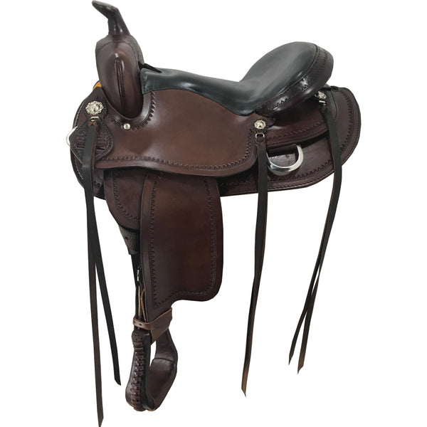 Scott Thomas Larkspur Smoothout Trail Saddle