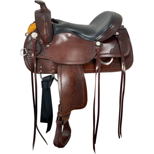 Scott Thomas Pleasure Trail Saddle