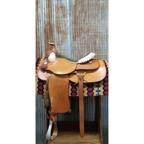 "16"" Billy Cook Team Roper (Gently Used)"