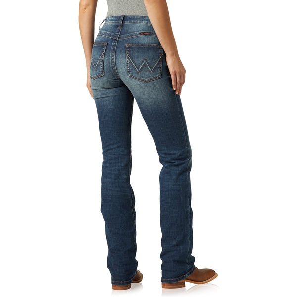 Wrangler Women's Ultimate Riding Jean Willow-Rebecca