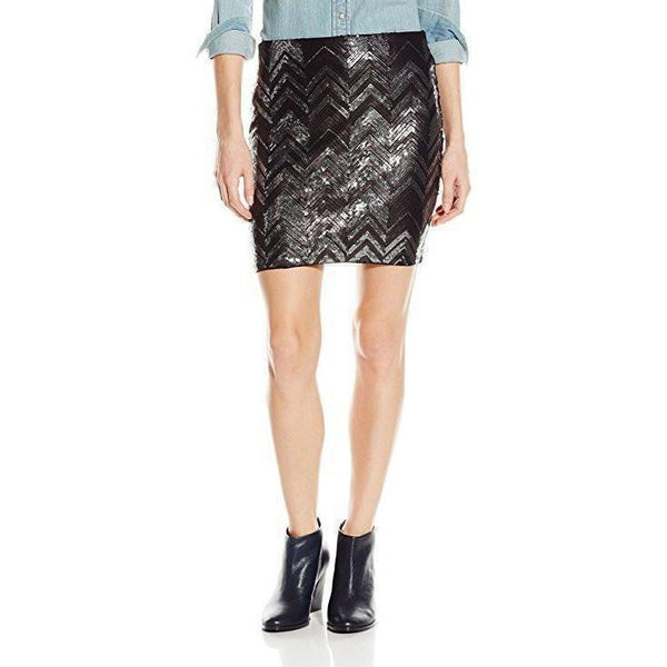 Women's Rock 47 Sequin Mini Skirt