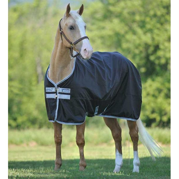 Amigo Stock Horse Medium Turnout Blanket-200g Fill
