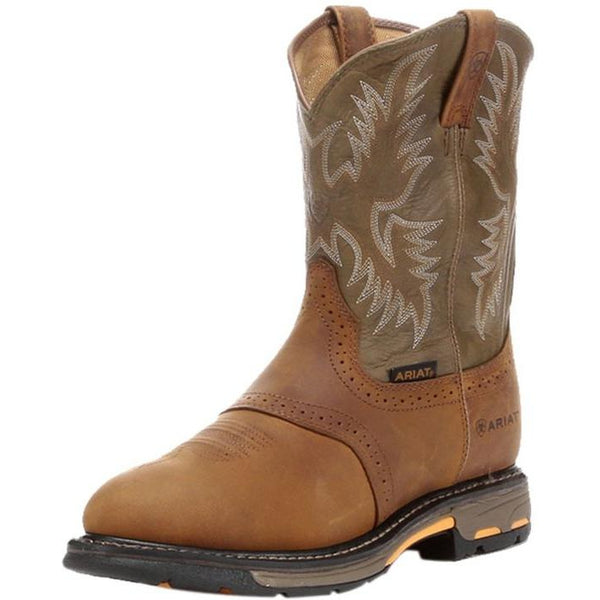 Ariat Men's WorkHog Pull On Boot
