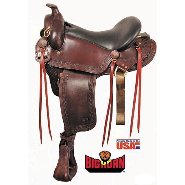 Big Horn Gaited Trail Saddle - West 20 Saddle Co.
