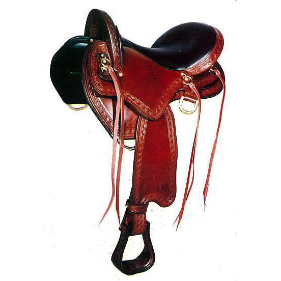Big Horn Endurance Trail Saddle