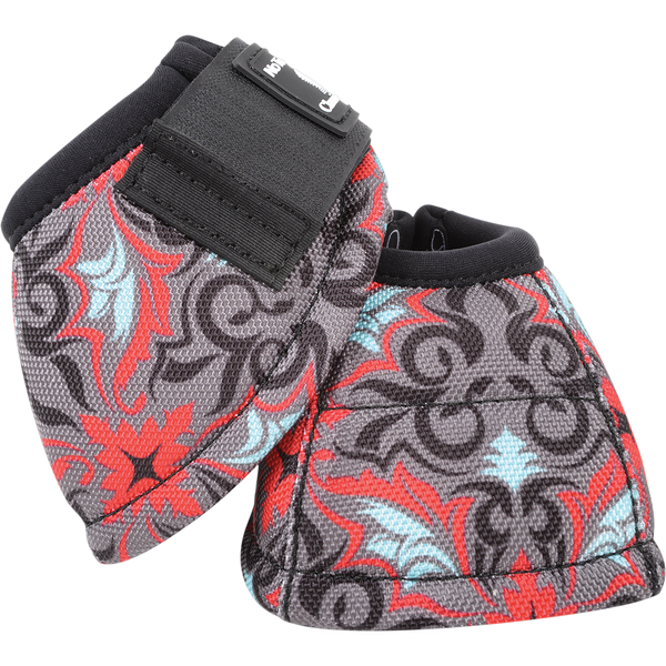 Classic Equine DyNo Turn Designer Line Bell Boot - West 20 Saddle Co.