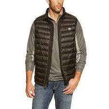 Ariat Black Ideal Down Vest