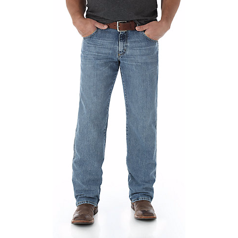 Wrangler Men's Retro Relaxed Fit Straight Leg Jean - West 20 Saddle Co.