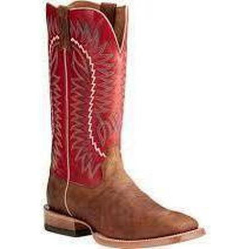 Ariat Relentless Red Elite - West 20 Saddle Co.