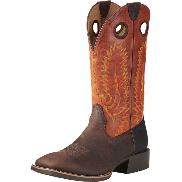 Ariat Men's Heritage High Plains Boot - West 20 Saddle Co.