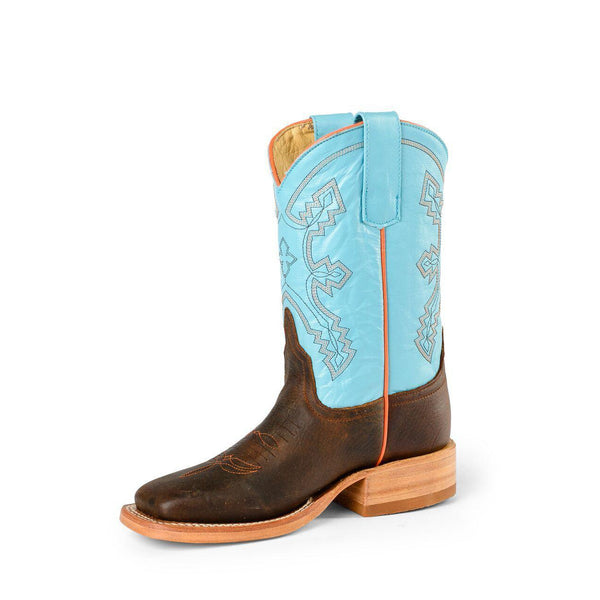Anderson Bean Kid's Briar Cowboy Boots - West 20 Saddle Co.