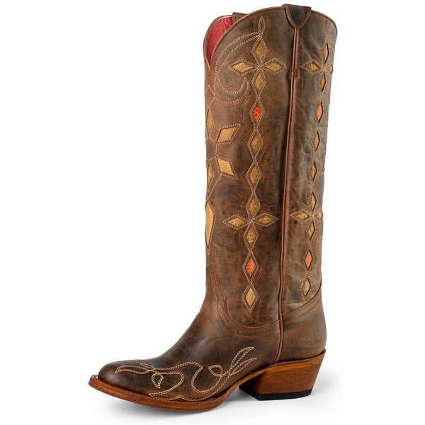 Macie Bean Yard Sally Cowgirl Boots - West 20 Saddle Co.