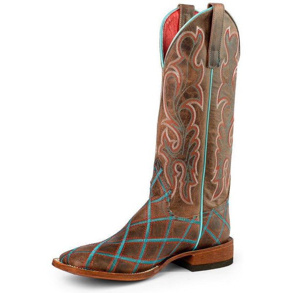 Macie Bean Tilt A Whirl Cowgirl Boots - West 20 Saddle Co.