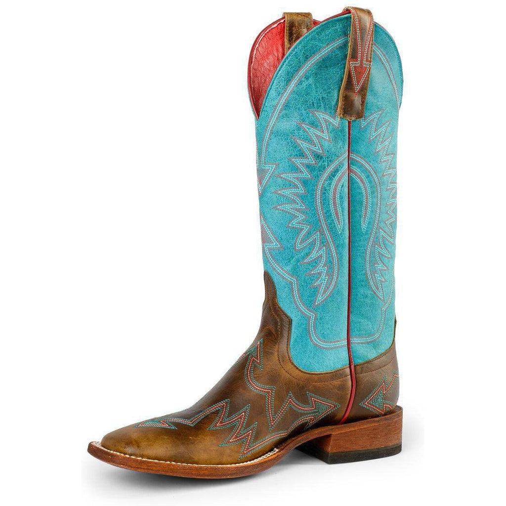 Macie Bean Arrowhead Amy Cowgirl Boot - West 20 Saddle Co.