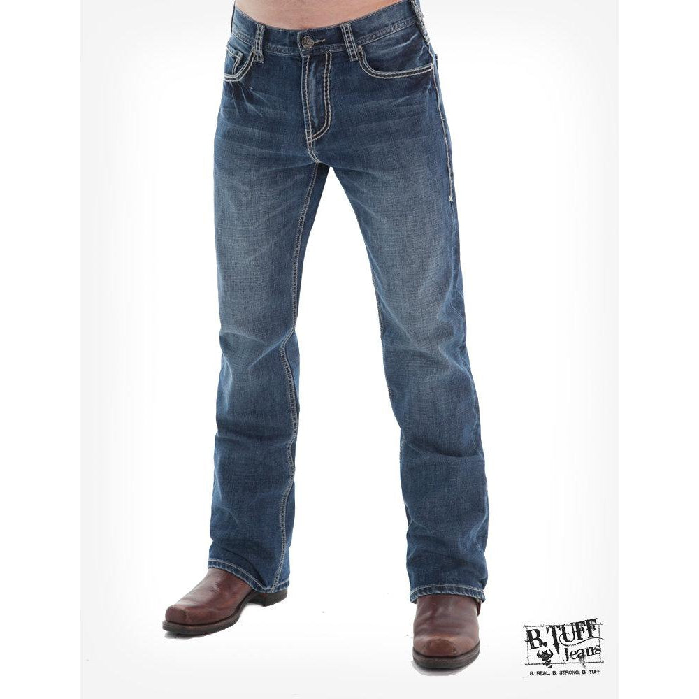 B. Tuff HOOAH Jeans - West 20 Saddle Co.