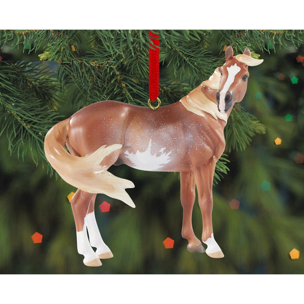 Breyer Mustang Beautiful Breeds Ornament-Holiday 2020