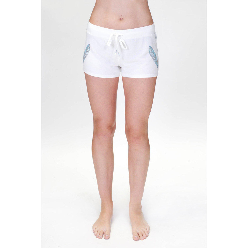 PJ Salvage Navajo Short Soft White - West 20 Saddle Co.