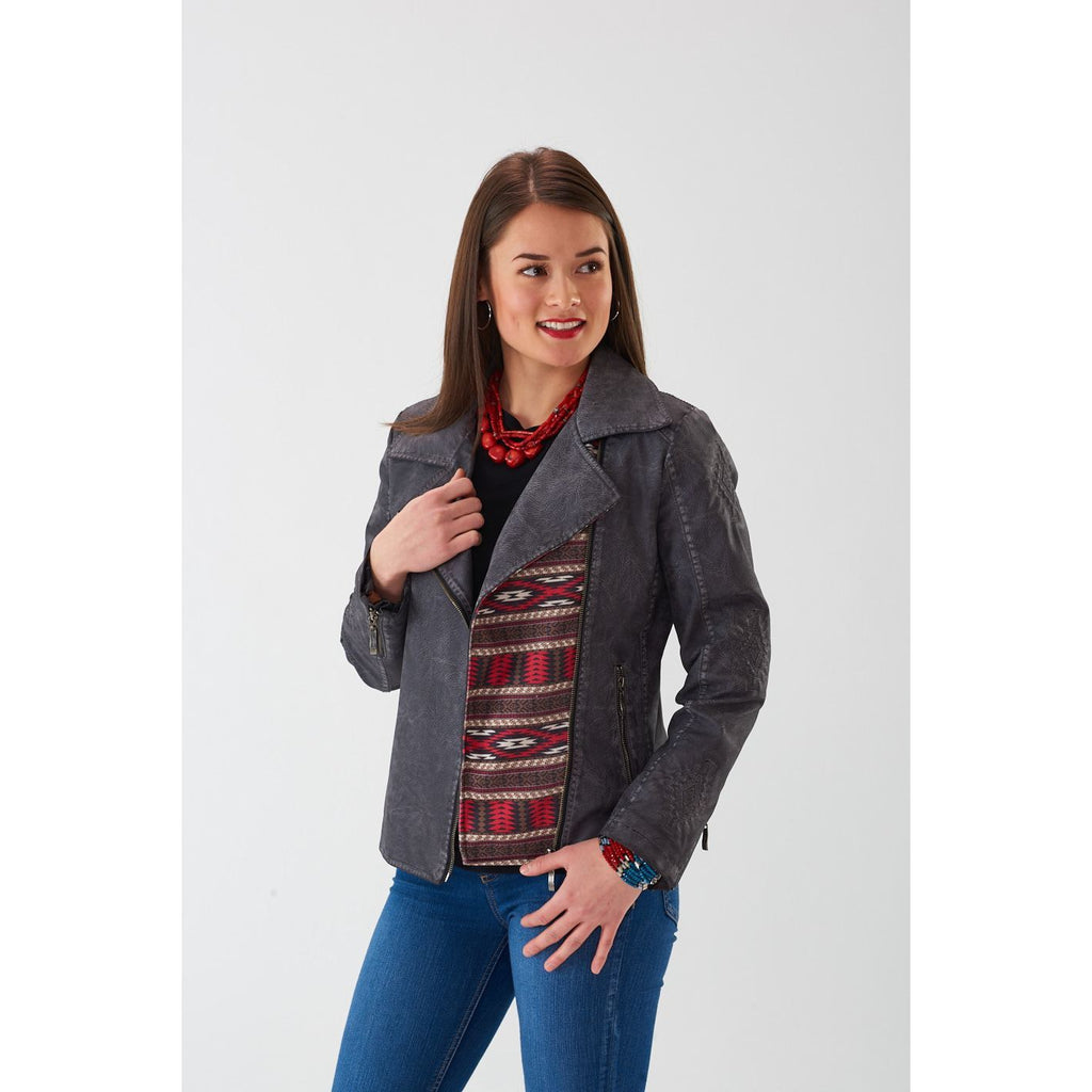 Montana Clothing Co. Womens Trading Post Jacket