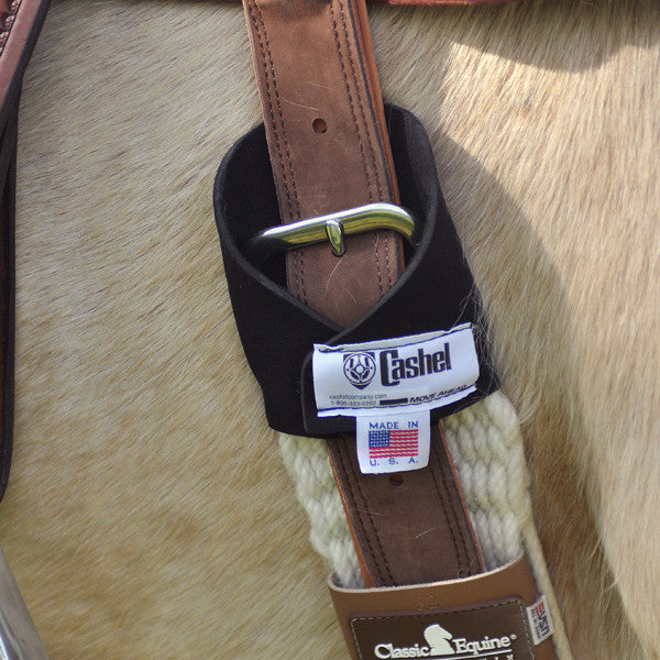 Cashel Ringmaster Cinch Protector - West 20 Saddle Co.