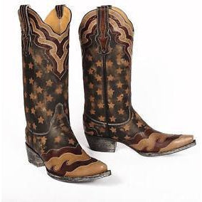 Old Gringo Yippee Ki Yay Gabacho American Boots - West 20 Saddle Co.