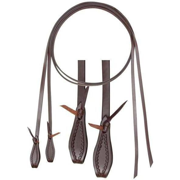 Cashel Trailblazer Split Reins - West 20 Saddle Co.