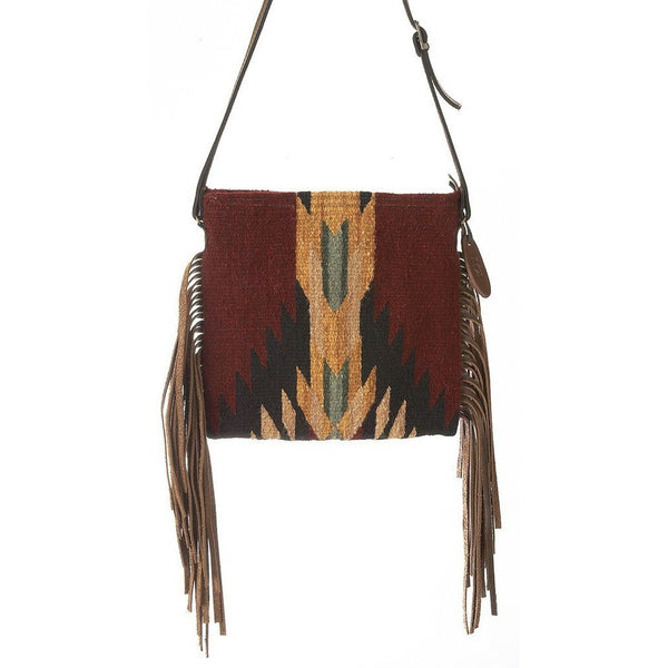 Shadow Palomita Fringe Bag - West 20 Saddle Co.