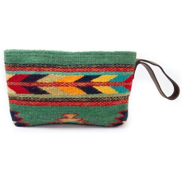 Manos Zapotecas Sun + Sea Rocio Clutch - West 20 Saddle Co.
