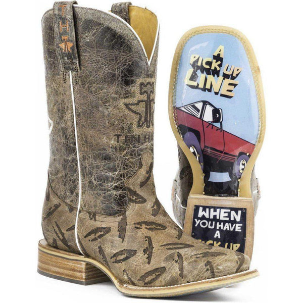 1a38c4ee5aae82 Tin Haul Western Boots and Footwear - West 20 – West 20 Saddle Co.