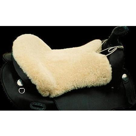 JMS Products Western & Endurance Sheepskin Saddle Seat Cushion - West 20 Saddle Co.