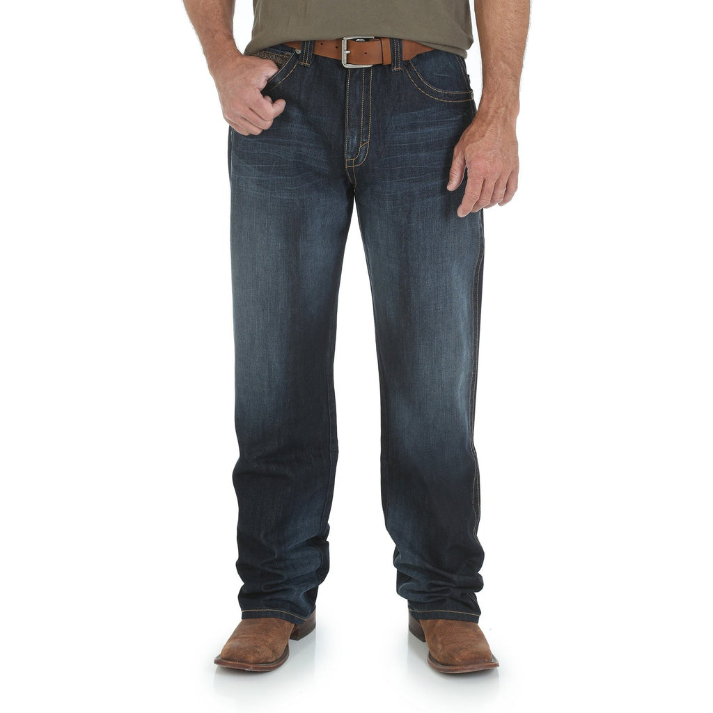 Wrangler Men's 20X Limited Edition 33 Extreme Relaxed Jean - West 20 Saddle Co.