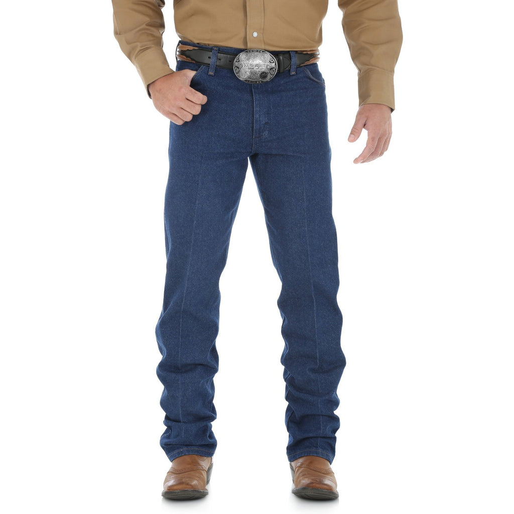 Wrangler Men's Cowboy Cut Original Fit Jean - West 20 Saddle Co.