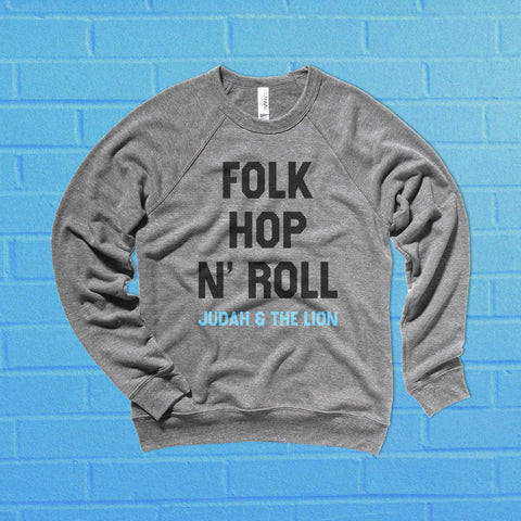 Folk Hop N' Roll Sweatshirt
