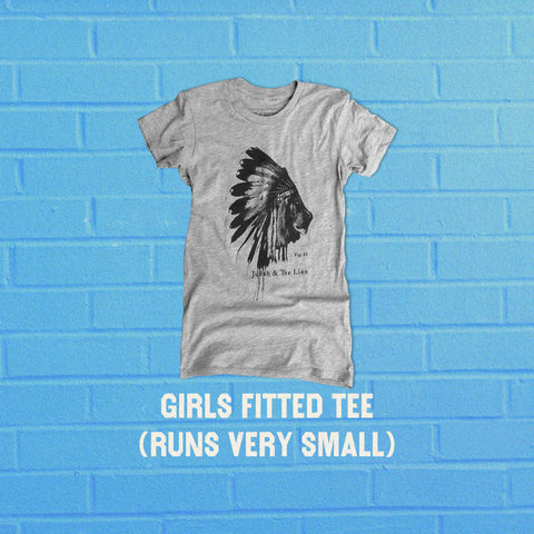 Girls Headdress Tee